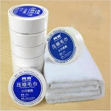 Disposable Magic <b>Compressed</b> Bath <b>Face</b> Travel Portable Cotton ...