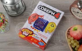 Настольная игра Собери 4-ку <b>Hasbro дорожная</b> купить можно тут ...