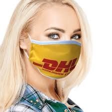 Branded <b>Reusable</b> Face <b>Masks with KN95</b> Filter | Hotline