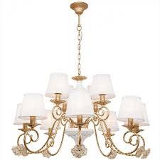 Подвесная <b>люстра Silver Light</b> (Сильвер Лайт) Benedict <b>736.53.12</b> ...