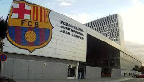 ¡Visita sorpresa en las instalaciones del FC Barcelona!