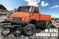 <b>Радиоуправляемая</b> машина <b>MST</b> CFX KIT Mercedes-Benz Unimog ...