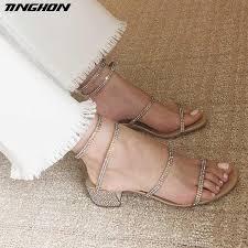 size34 46 <b>Summer</b> women sandals Crystal Sexy Women <b>Gladiator</b> ...