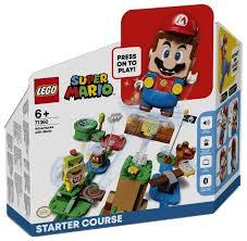 <b>Конструктор LEGO Super</b> Mario 71360 Стартовый набор ...