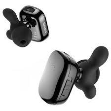 Bluetooth-<b>наушники Baseus Encok W02</b> TWS - Черные — купить в ...