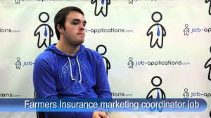 farmers insurance interview marketing coordinator farmers insurance interview marketing coordinator