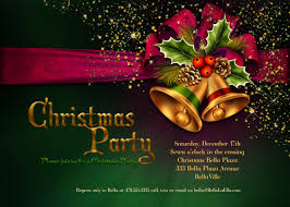 christmas party invitation online card sample for your inspiration christmas invitations elegant and fancy christmas party invitation card colorful motifs and colorful font