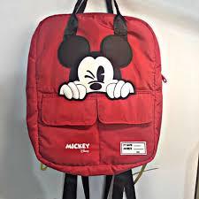 <b>Disney lady Mickey mouse cartoon</b> bag hand <b>lady</b> bag shopping ...