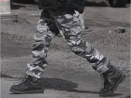 Montreal <b>police</b> pants: <b>Camouflage</b> protest started almost three ...