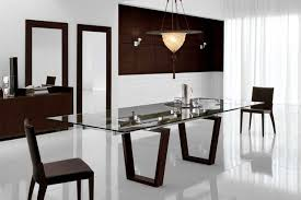 modern dining room tables modern dining room tables can be simple yet elegant home x decor b131t modern noble lacquer
