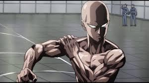 <b>One Punch Man</b> - Fitness test