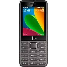 Купить Мобильный <b>телефон F+</b> S285 Dark Grey в каталоге ...