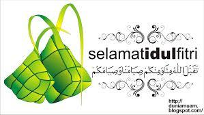 Hasil gambar untuk ketupat lebaran