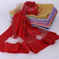<b>Women organza</b> Scarf Shawl Muslim solid <b>Hijab</b> Silk <b>Scarves</b> Islam ...