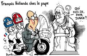 Hollande e il Papa