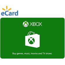 Xbox $10 Gift Card, Microsoft, [Digital Download] - Walmart.com ...