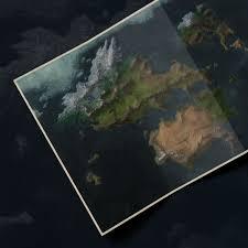 <b>Map</b> of Runeterra - Universe - League of Legends