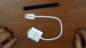 <b>Переходник</b> конвертер <b>Vention HDMI</b> - VGA - YouTube