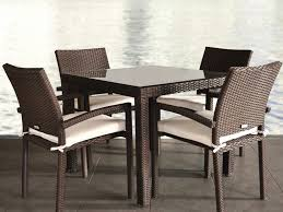 dining set beautiful patio glamorous rattan wicker patio outdoor dining set balcony chairs and ta