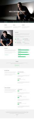 40 resume template designs creatives psd web graphic designer resume template