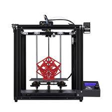 Official <b>Creality Ender 5</b> 3D Printer -Newly designed cubic 3d printer ...