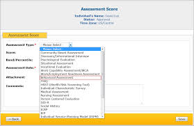 release notes for therap user guides behavioral assessment has been added as a default assessment type in the assessment score page