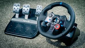 За <b>рулем</b> контроллера <b>Logitech G29 Driving</b> Force - Гаджеты ...