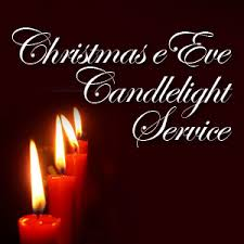 Christmas Eve Candlelight Services at The Rock Church @ The Rock Church