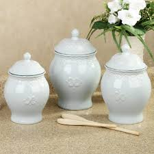 Green Kitchen Canister Set 17 Best Images About Canisters On Pinterest Kitchen Accessories