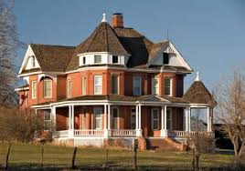 Victorian Style Houses Have Charm of YesteryearOlder Victorian home