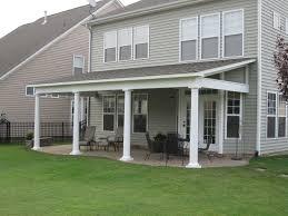 porch metal roof