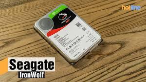 Seagate IronWolf 10 ТБ — обзор <b>жесткого диска</b> - YouTube