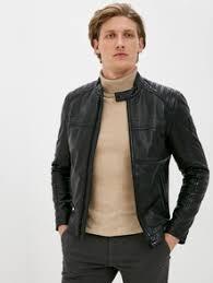 Купить <b>мужские</b> кожаные <b>куртки Strellson</b> 2020 в Москве с ...