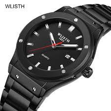 <b>WLISTH Men'S</b> Watch Luminous Waterproof Watch <b>Leisure</b> ...