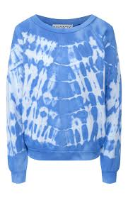 Женский голубой <b>свитшот WILDFOX</b> — купить за 12550 руб. в ...