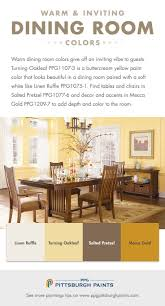 Warm Paint Colors For Living Rooms 17 Best Ideas About Warm Dining Room On Pinterest Warm Paint