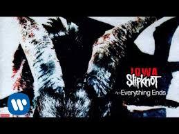 Slipknot - Everything Ends (Audio) - YouTube
