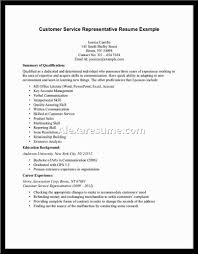 care resume customer care resume