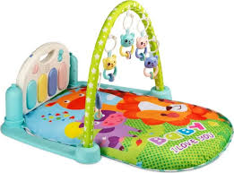 Купить <b>развивающий коврик</b> для детей <b>AMAROBABY</b> CUTE LION ...