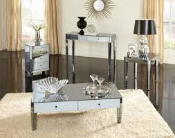 mirrored bedroom furniture sets design