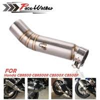 <b>CBR500 CB500F CB500X</b> motorcycle <b>exhaust</b> contact middle pipe ...