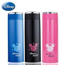 450 ML <b>Disney</b> red <b>Minnie</b> Mickey Mouse cup Transparent ...