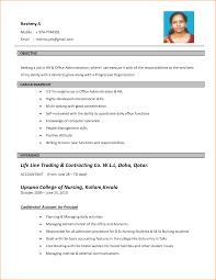 model cv for job application basic job appication letter cv template for job by ab biodata for job in kerala