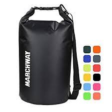 MARCHWAY Floating Waterproof Dry Bag <b>5L</b>/<b>10L</b>/<b>20L</b>/30L/40L, Roll ...