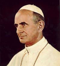 Image result for Paul VI