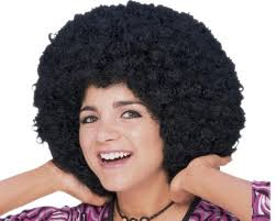 Image result for white afro images