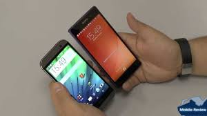 Сравнение HTC One M8 и Sony Xperia Z2 - YouTube