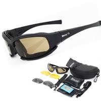 <b>Daisy X7</b> glasses Men Military <b>polarized Sunglasses</b> Bullet-proof ...