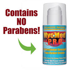 myomed p r o professional strength pain relief myomed p r o myomed p r o professional strength pain relief cream contains no parabens
