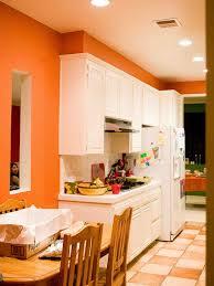 ideas burnt orange: cool burnt orange kitchen decorating ideas top
